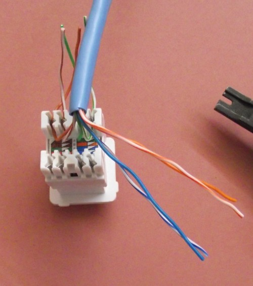 Wiring Diagram Moreover Rj45 Cat 5 Wall Jack Wiring Diagram In