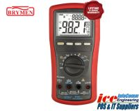 CABAC BRYMEN BM821 PROFESSIONAL DIGITAL MULTIMETER- Lifetime Warranty - BM821