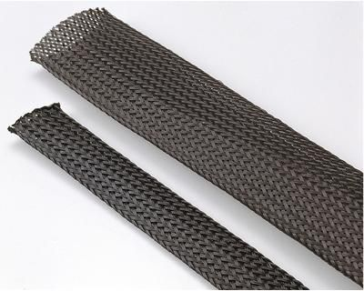 EXPANDABLE POLYESTER BRAIDED SLEEVE 25-45mm 100m -EPBS30