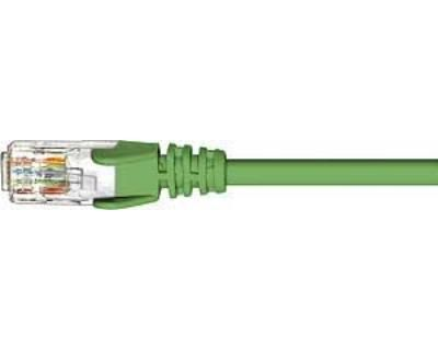 Patch Lead 10m Hypertec Cat5e Green - HCAT5EGN10